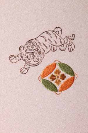 Tiger of Zodiac